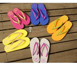 Hot Summer 2012 Xỏ ngón Pink,giày dép các loại. Xỏ ngón di biển cưc Hot