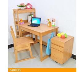 Nội thất văn phòng: bàn làm việc gỗ tự nhiên, kệ sách giá sách, hộc hồ sơ, tủ hồ sơ nhỏ