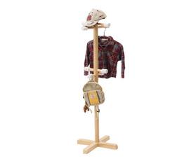 Đồ gỗ cho bé: giá treo đồ, móc đồ em bé gỗ tự nhiên