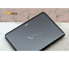 Bán Sony VAIO VPC EL15EG Black Nguyên tem Công Ty còn bảo hành , máy đẹp 99% AMD Dual Core Processor E 350, 2GB RAM,