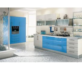 Tủ bếp đẹp hiện đại giá xuất xưởng, nội thất SH