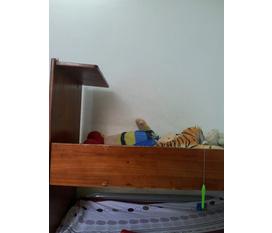 Cần thanh lý giường ngủ cho bé, kệ để giày dép cho mẹ