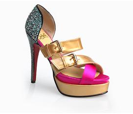 Các mẫu Giày dép nữ CHRISTIAN LOUBOUTIN ,gucci,chanel...hot nhất 2012 Hang Oder 7 10ngay