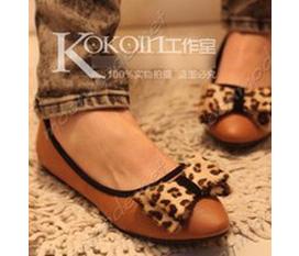 Giầy búp bê, giày đế xuồng, sandals mẫu mới nhất