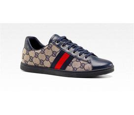 Giầy Gucci Sneaker hàng mới nguyên 100% fullbox, loại Super Fake giá sale rẻ nhất trên mạng, đố ai tìm được giá rẻ hơn