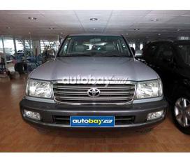 Toyota Land Cruiser model 2005
