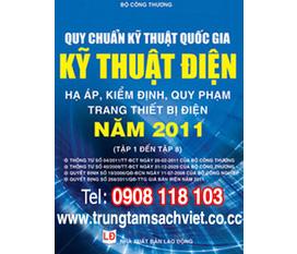Quy chuẩn quốc gia kỹ thuật điện 2012,tiêu chuẩn điện 2012,biến áp,cao áp,trạm biến áp