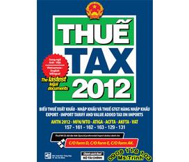 Biểu thuế tiếng anh 2012,biểu thuế xnk song ngữ anh việt 2012