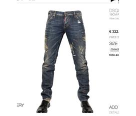 EDDY SHOP.TK những mẫu jeans DS2 chất nhất mạng giá ngon