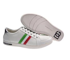 Giầy da DG và Gucci trắng,đen,nâu mùa hè 2012 hàng mới về giảm 25%