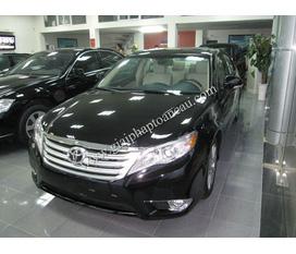 Toyota Avalon Limited 2012 full option, đủ màu, nhận đặt xe trên toàn quốc