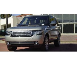 Range Rover Supercharged 2012 full option, đủ màu, nhận đặt hàng trên toàn quốc