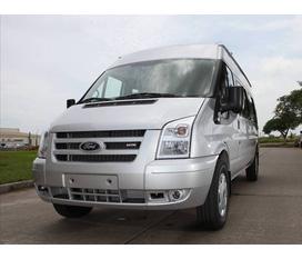 Dịch vụ BÁN XE FORD TRANSIT, oto khách ford transit 2012 xe 16 chỗ ford transit, đai lý số 1 transit ford, tiết kiệm