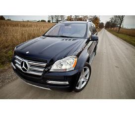 Mercedes GL550 2012 full option, đủ màu, giao xe trên toàn quốc