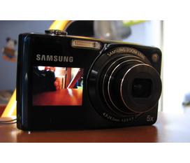 Cần tiền nên bán gấp 1 máy ảnh samsung pl150 còn rất mới 2 màn hình 12.1m chỉ 1tr700k thôi