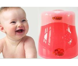 Thanh lý máy hấp tiệt trùng bình sữa Kambu mới 99%