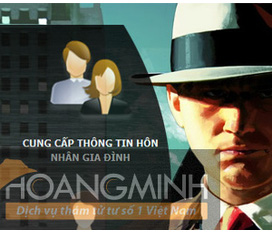 Thám tử dịch vụ thám tử tư Hoàng Minh