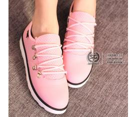 Giây thể thao,giày giấu gót cực style cho pan gái thêm phần cá tính và năng động...click...click