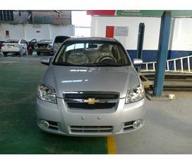 Giảm giá đặc biệt cho dòng xe Chevrolet Aveo 1.5 MT. Giảm 27.500.000 đồng. Giá bán: 380.000.000 đồng.