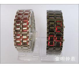 Giảm giá Đồng hồ LED Iron Samurai chỉ còn 200k
