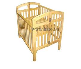 Mình cần bán lại cũi gỗ 2 tầng cho trẻ em