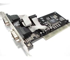Card PCI to com