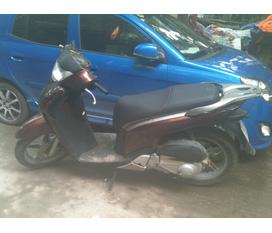 Người dùng bán xe honda SHi 2010 màu nâu cafe ...