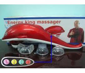 Máy massage cá heo giảm giá chỉ còn 230k