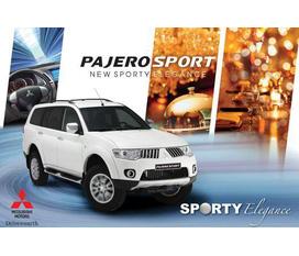 Bán xe 7 chỗ Mitsubishi Pajero Sport Khuyến Mại Lớn, Giá cạnh tranh. LH Mr. Lâm: 098 2378 936