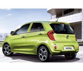 Kia Morning 2012 nhập khẩu,Xe nhỏ của gia đình bán chạy nhất 2011
