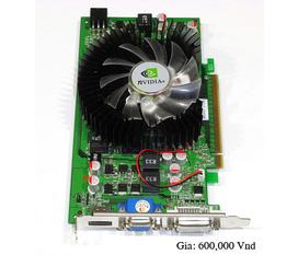Card hình Geforce Nvidia 9800GT 1GB, 128 bit, GDDR3, PCI Express x16 giá 600k bh 12 tháng giá tốt