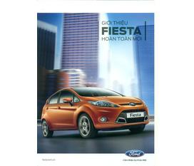 Ford Fiesta Hatchback Giao xe ngay tại Hà Nội Ford