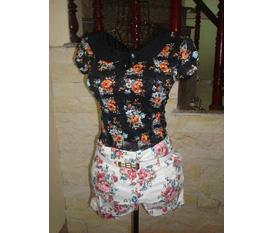 Rất nhiều áo sơ mi, váy, quần hoa giá rẻ ,đẹp. cho các bạn lựa chọn. Nhanh tay click nào ....