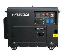 Máy phát điện HYUNDAI chạy dầu 2KW 3KW 5KW 10KW 3000v/p