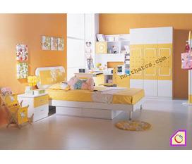 Làng nghề mộc Chàng Sơn chuyên nội thất không gian bé