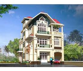 Bán nhà 4 tầng mặt phố Linh Lang DT 100m2