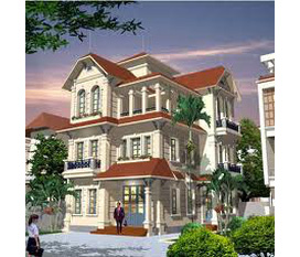 Bán nhà 3 tầng mặt phố Linh lang DT 140m2 , MT 13m