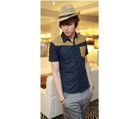 Áo sơmi HOT 2012 Phong cách thời trang mới Chuyên giao sỉ áo sơ mi nam giá rẻ Hàng trực tiếp sản xuất Chất lượng