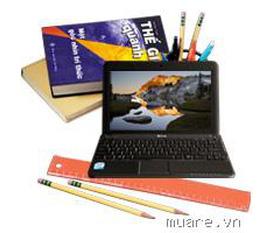 Bán laptop mini ICbook CMS, ram 1g, ổ 80g, wifi, webcam