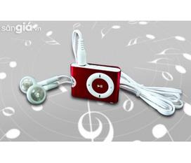Máy Nghe Nhạc MP3 Kiểu Dáng Nhỏ Gọn, Tiện Dụng Chỉ 175.000Đ, Giảm 50% So Với Giá Gốc. Tặng Kèm Thẻ Nhớ 8GB