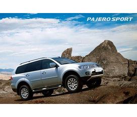Mitsubishi Pajero Sport Ngôi vị đỉnh cao khẳng định đẳng cấp và vi thế của bạn