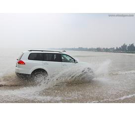 Mitsubishi Pajero Sport Hoàn hảo đến không ngờ Khẳng định đẳng cấp của bạn