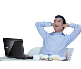 Bán Văn phòng di động,Samsung R439 i3 370/2gb/320/vga rời,giá shock 6xxxtr