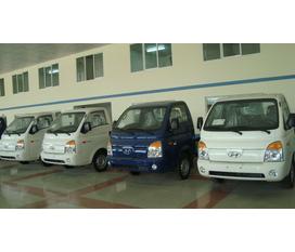 Chuyên Xe Tải Hyundai 1T, 2.5T, 3.5T...Giá Cực Tốt