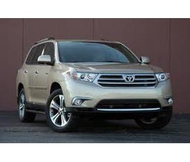 BÁN XE TOYOTA HIGHLANDER 2012 nhâp khẩu Mỹ xe giao ngay, giá tốt nhất thị trường. bảo hành 03 năm, trả thanửg