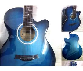 Guitar Acoustic WG BLUE giá rẻ, chất tốt: 1.299k/cây