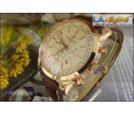 Đồng hồ đeo tay dây da cao cấp Breitling Navitimer phong cách trẻ trung lịch lãm