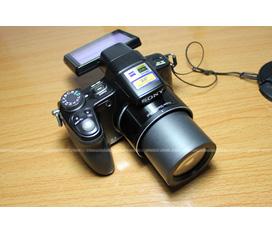 Bán máy ảnh Sony H50 siêu zoom 15x, giá hợp lý 4tr3