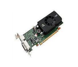 Card NVIDIA Quadro FX 380LP by PNY 512MB DDR3 PCI and DisplayPort Profesional Graphics Board