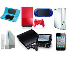 Chuyên sửa chữa,nâng cấp, cài game cho: PSP, Nintendo, PS2, PS3, Wii, Xbox , iphone, Ipod, Ipad, Mp3 Mp4 MP5